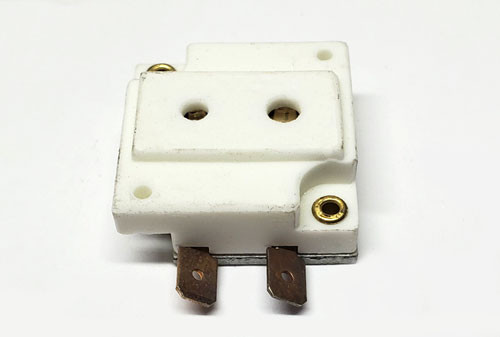 GN-40749 Airport Lighting Halogen Socket for GZ/GY9.5 lamp base: No Leads; TP27