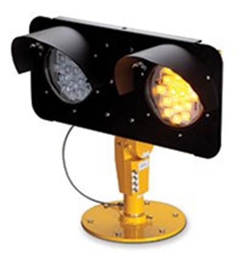 LED Elevated Runway Guard Light, Medium-Intensity - L-804(L) / ERGL-L