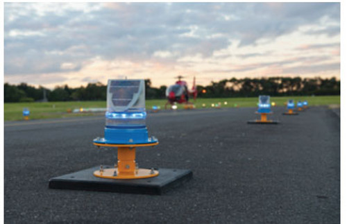 Avlite AV-72-RF Radio-Controlled Solar Aviation Light