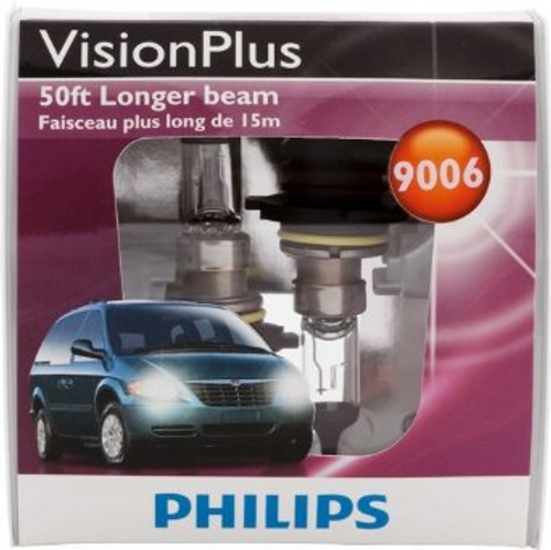 Philips VisionPlus Automotive Headlight - 9006