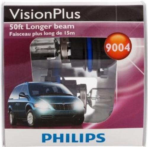 Philips VisionPlus Automotive Headlight - 9004