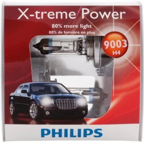 Philips X-tremeVision Automotive Headlight - 9003