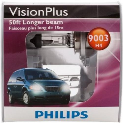 Philips VisionPlus Automotive Headlight - 9003