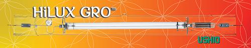 Ushio Super HPS / AHS-DE 1000 / Opti-Red  Horticulture Grow Lamp