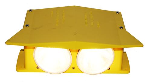 LED Hooded Deck Floodlight