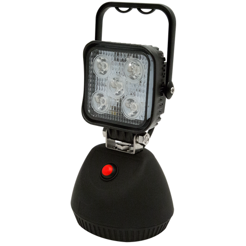 Code 3 - Portable LED Worklight - Black