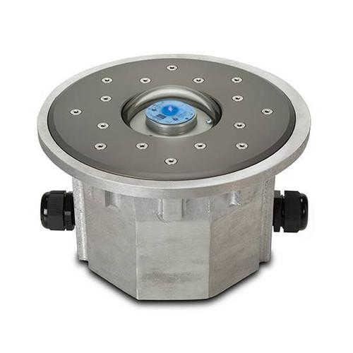 Inset Semi-Flush Perimeter Light