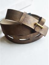 ADA Lavina Belt [Truffle Metallic]