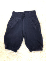 Baby Gap Navy Joggers (0-3 Months)