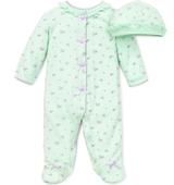 Hannah Anderson Zip Pajamas Snoopy (Size 70cm 9-18m)