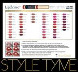 50 LipSense COLORS - 2017 Permanent Line