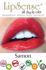 Samon LipSense should be in your Spring Lipsense Collection