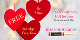 Free Kiss For A Cause LipSense Valentine's Gift For you