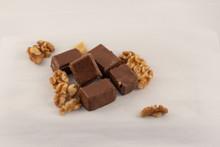 Chocolate Walnut Fudge 12 oz