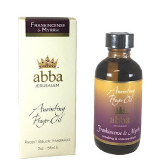 Frankincense Oil 2 oz. ng Prayer Oil. From Galilee.