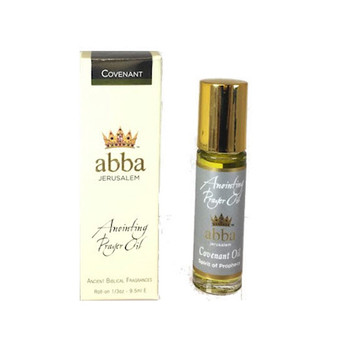 Covenant Anointing Prayer Oil Roll On 1/3 Oz.