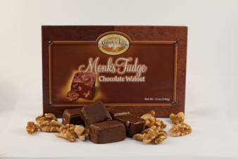 Chocolate Walnut Fudge 12 oz