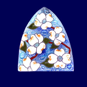 """Dogwood Flower Nightlight, Approx. 4.25"""" x 3.75"""" at Widest Points"""