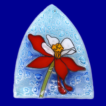 """Flower Nightlight, Approx. 4.25"""" x 3.75"""" at Widest Points"""