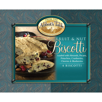 Monk's Biscotti Gift Box of 4