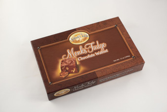 Chocolate Walnut Fudge 12 oz Case