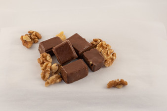 Chocolate Walnut Fudge 6 oz Case