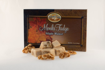 Maple Walnut Fudge 12 oz