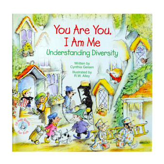 You Are You. I Am Me.  Elf-Help Books for Kids