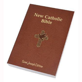 St Joseph New Catholic Bible Large Print