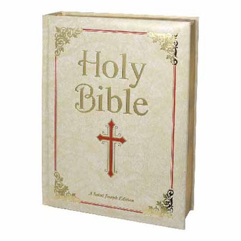New Catholic Bible Family Edition (Large Type, Illustrated)