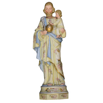 St. Joseph and Child Jesus
