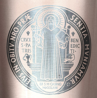 St. Benedict's Medal 16 oz Tumbler