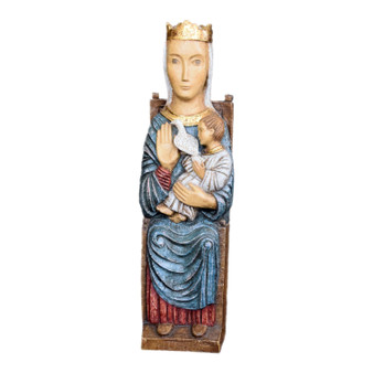 Our Lady of the Holy Spirit Statue