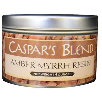 Caspar Blend Amber Myrrh 4 oz.