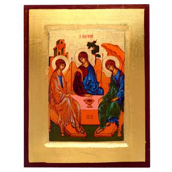 Rublev Trinity Icon 12 x 9.25 inches