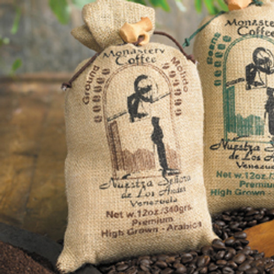 Monk's Mountain Coffee Ground