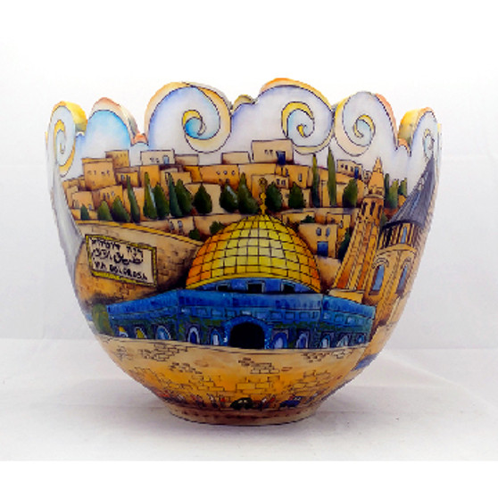 DaNisha Jerusalem Bowl