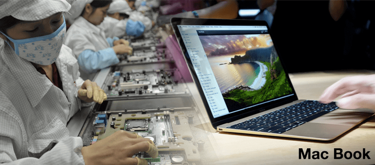 What is the Secret in Mac Book: Apple Manufacturer Prevent to Disclose among the Mass