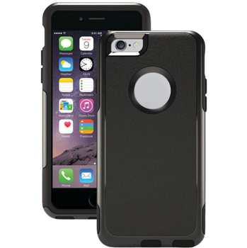 For iPhone 6 Plus / 6S Plus Outer Commuter Black