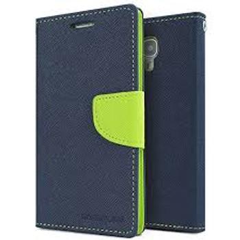 For iPhone 6/6S Plus Mercury Diary Case Blue