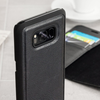 For Samsung Galaxy S8 Plus Magnetic Case Black