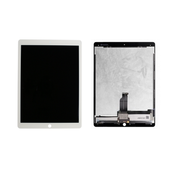 """For iPad Pro 12.9"""" 1st Gen (2015) LCD and Touch Screen Assembly (White)"""