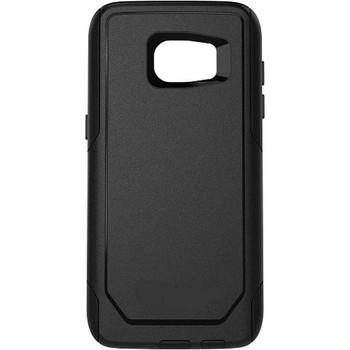 For Samsung Galaxy S6 Edge Fashion Case Commuter Black