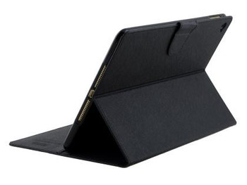 For iPad Mini 1/2/3 Mercury Diary Case Black