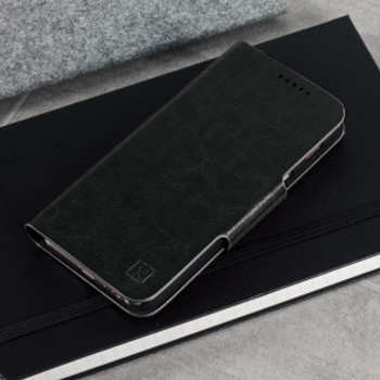 For Samsung A3 2017 Mercury Fancy Diary Case Black