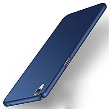 For Oppo F1 Plus Rubber Case Blue