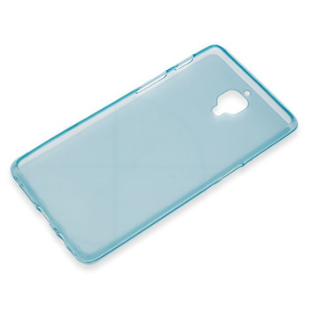 For OnePlus 3 Rubber Case Blue