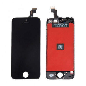 For iPhone 5C Refurb LCD and Touch Screen Assembly. (Black)