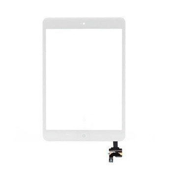 For iPad Mini touch White