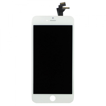 For iPhone 6S Plus LCD and Touch Screen Assembly. (White)